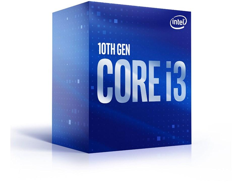 Intel Core i3-10100F Boxed @ Dustinhome