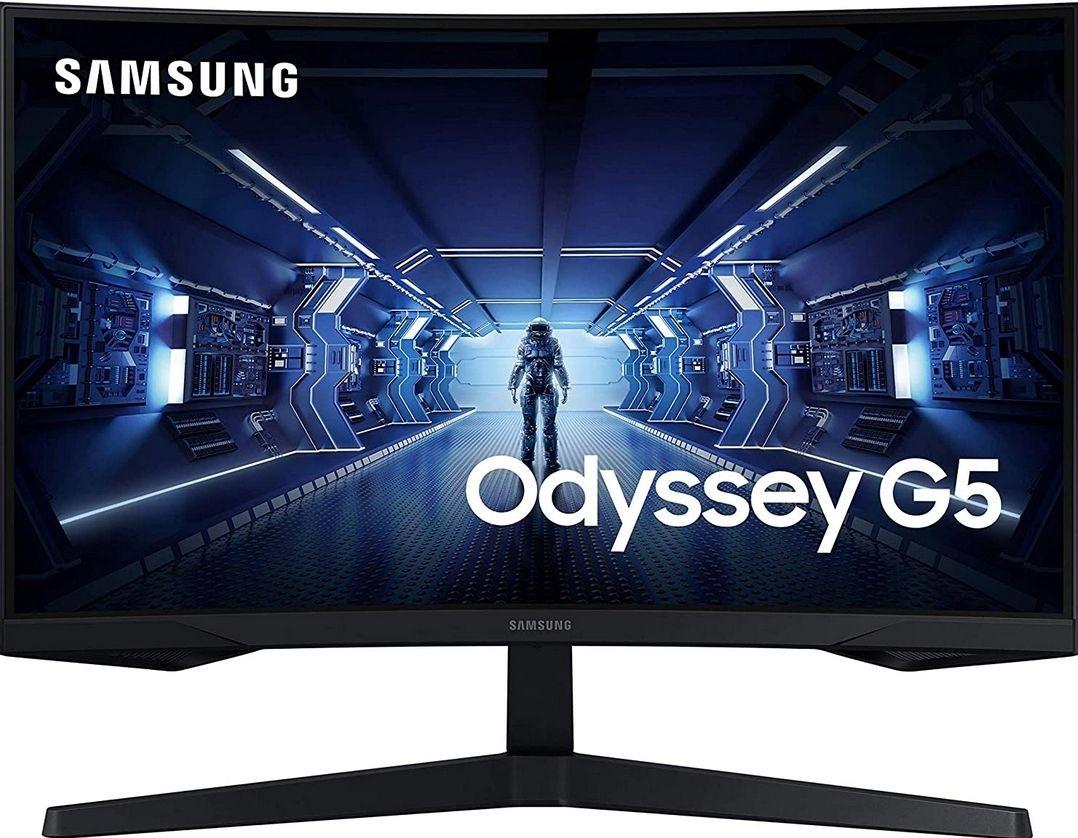 "Samsung Odyssey G5 32"" Gaming monitor 1440p 144hz"