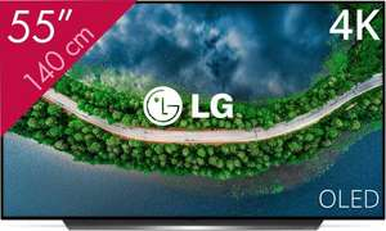 LG OLED55CX6LA Zwart