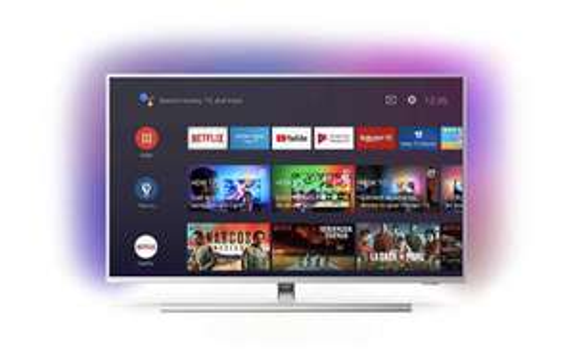 """PHILIPS 4K UHD 50"""" smart TV"""