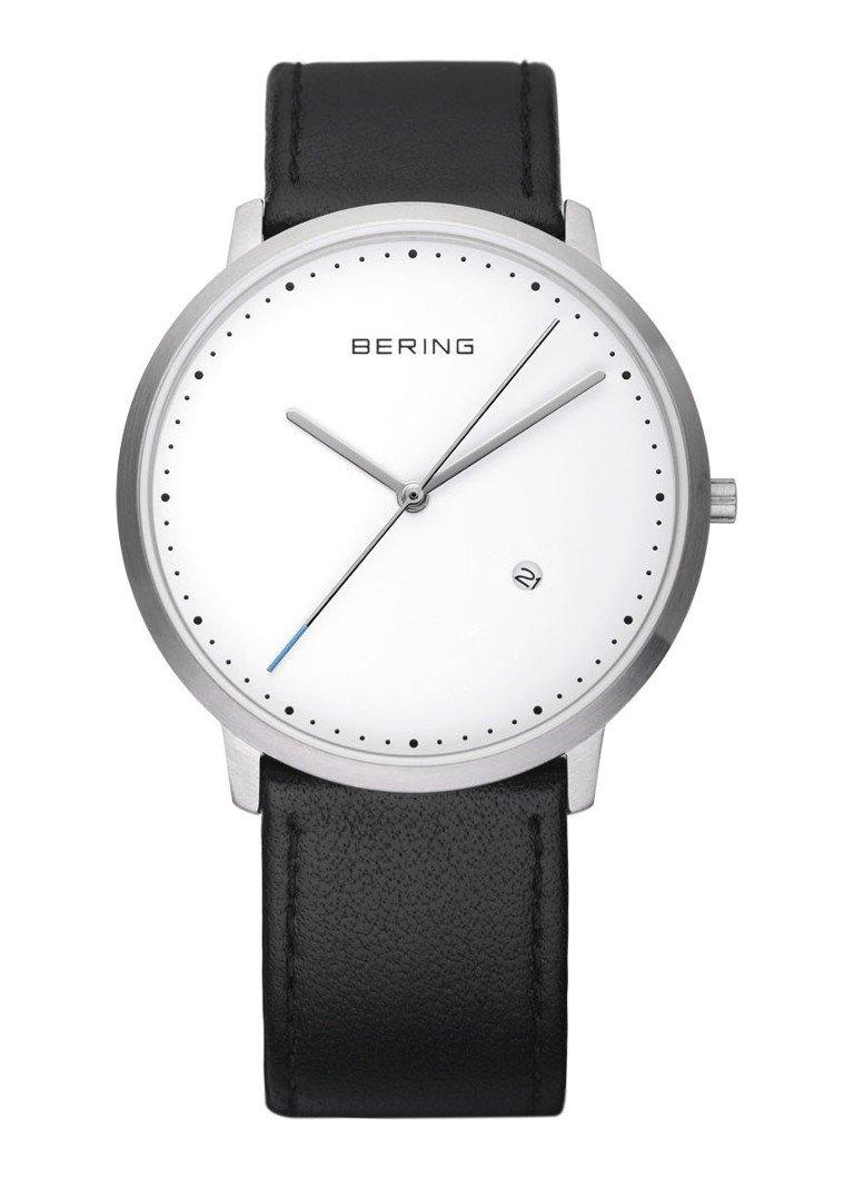 Bering Classic 11139-404 unisex horloge zwart voor €38,70 @ Amazon.nl