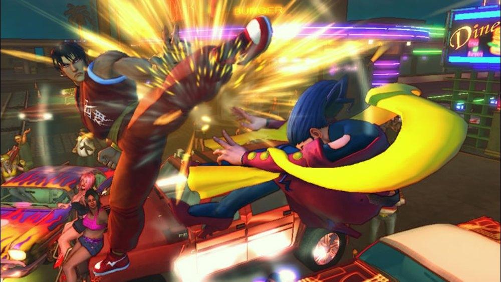 Gratis Streetfighter IV Arcade en Charlie Murder voor Gold-leden @ Xbox Live