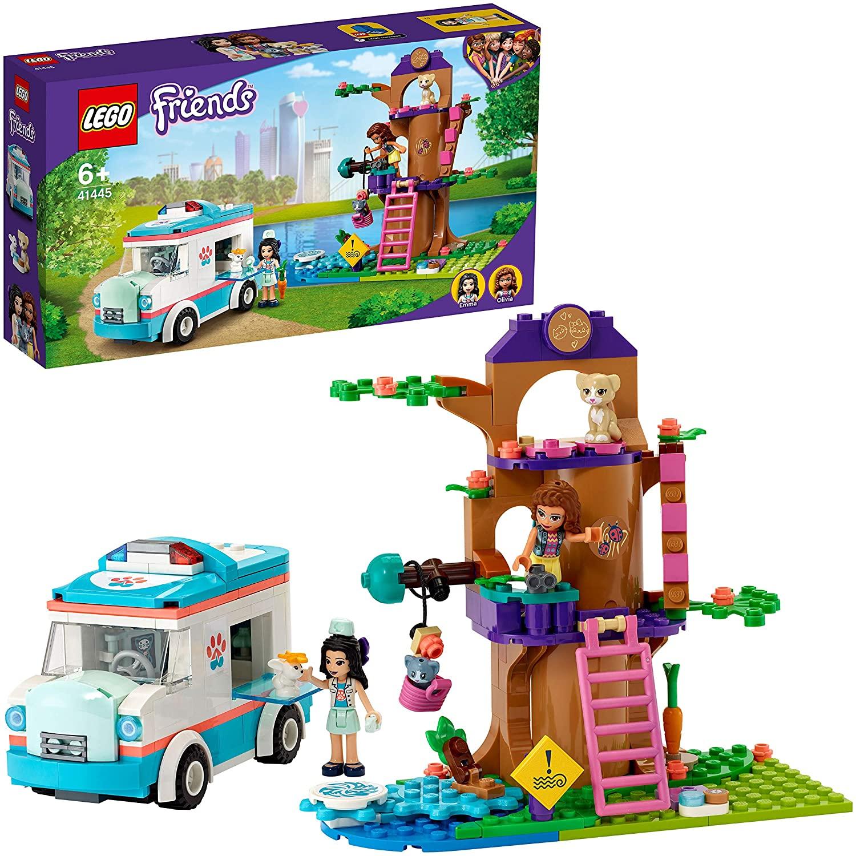 LEGO Friends Dierenambulance. Laagste prijs ooit!