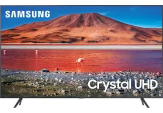 """Samsung TU7100 58"""" Grijs (*let op, 60hz*)"""