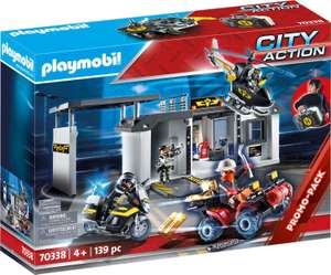 PLAYMOBIL (70338) - City Action: Meeneem SIE-centrale