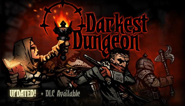 [STEAM/PC] Darkest Dungeon® @ STEAM
