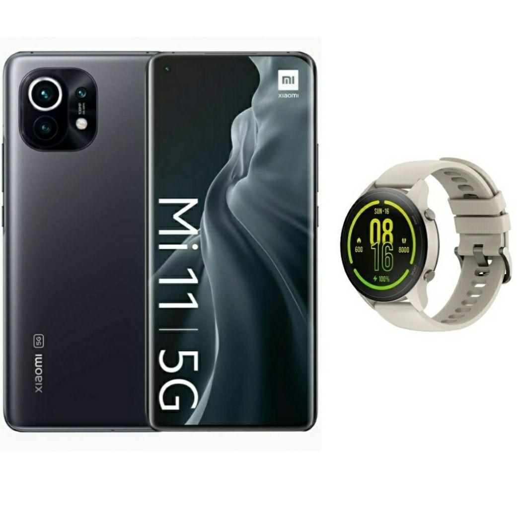 Xiaomi Mi 11 8GB/128GB + Xiaomi Mi Watch