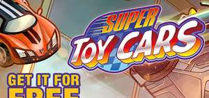 [PC] Gratis game - Super Toy Cars - Racing game - IndieGala