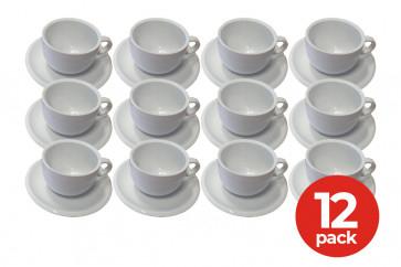 12-pack Kahla Cappuccino kop en schotel @ Dagknaller