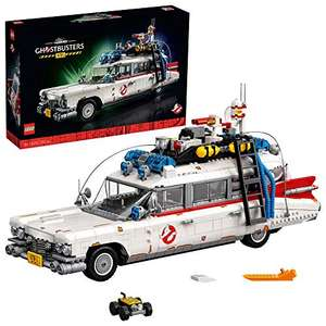 LEGO 10274 Creator Expert Ghostbusters ECTO-1 Car Building Kit for Adults, Collection & Display Model