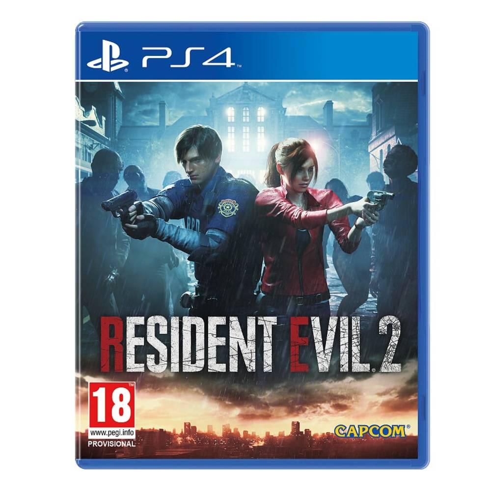 Resident Evil 2 PS4 voor 10eu bij afhalen Intertoys