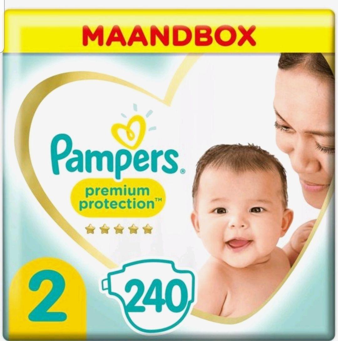 Pampers Premium Protection, 240 stuks maat 2