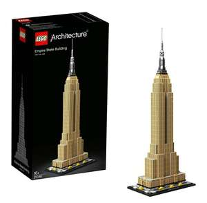 LEGO 21046 Architecture Empire State Building New York