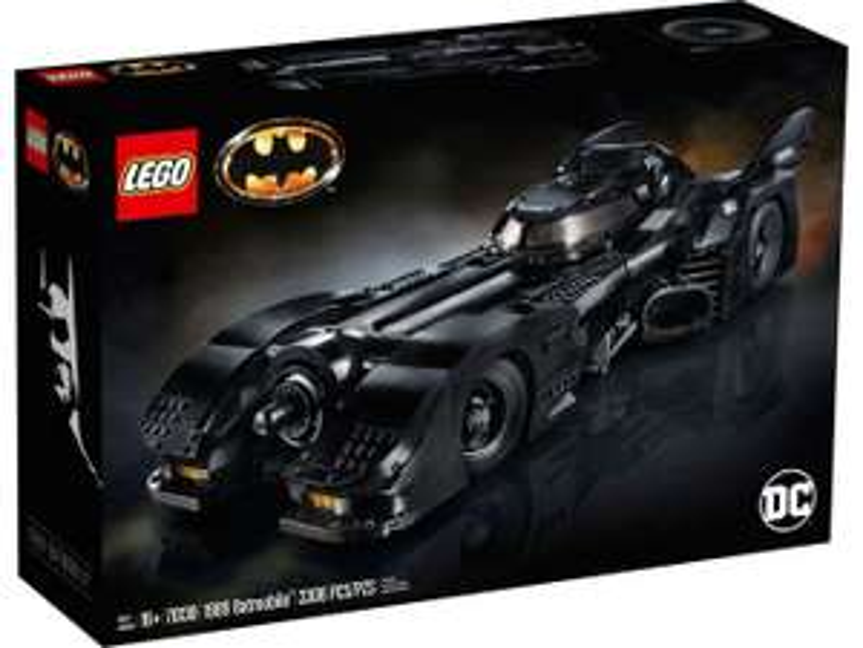 LEGO 76139 Batmobile 1989 @Mister Bricks