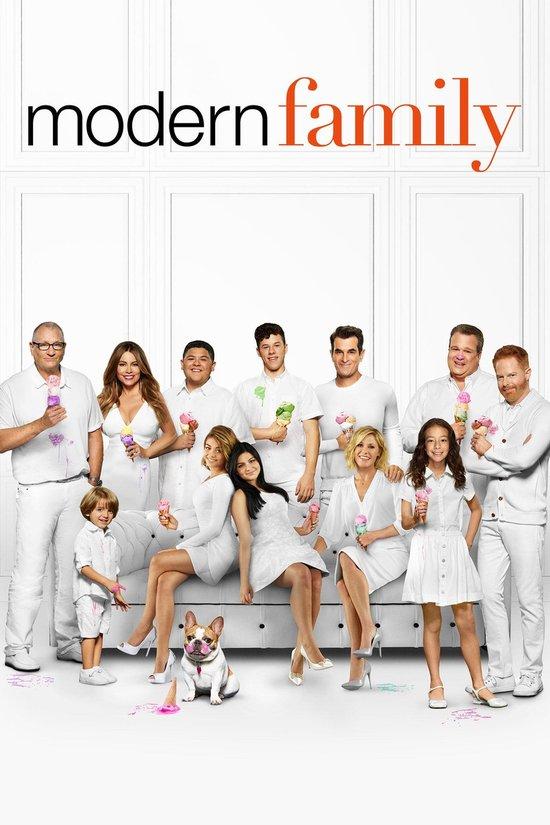 Modern family complete seizoen 10