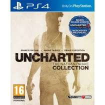 Uncharted: The Nathan Drake Collection (PS4) voor €28,35 @ TheGameCollection