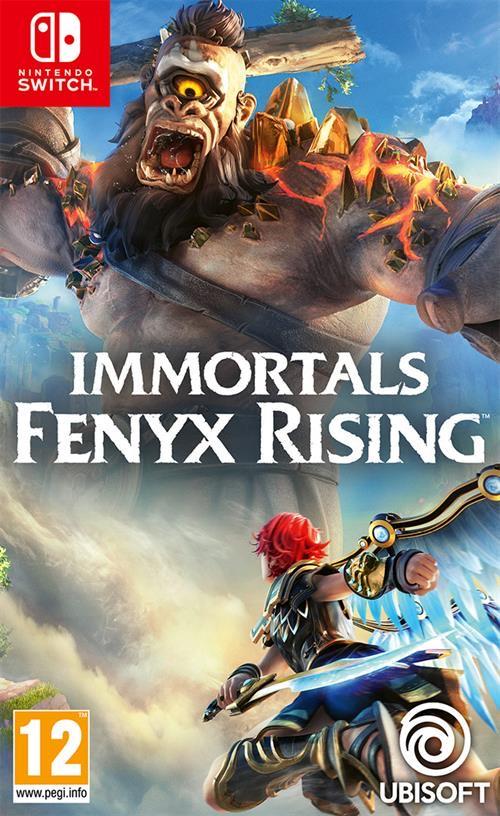 [SWITCH] Immortals Fenyx Rising - Standard Edition (met AMAZONAPP10 slechts 23 EUR!)