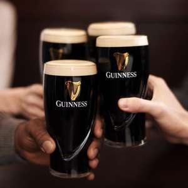 Guinness 2e halve prijs