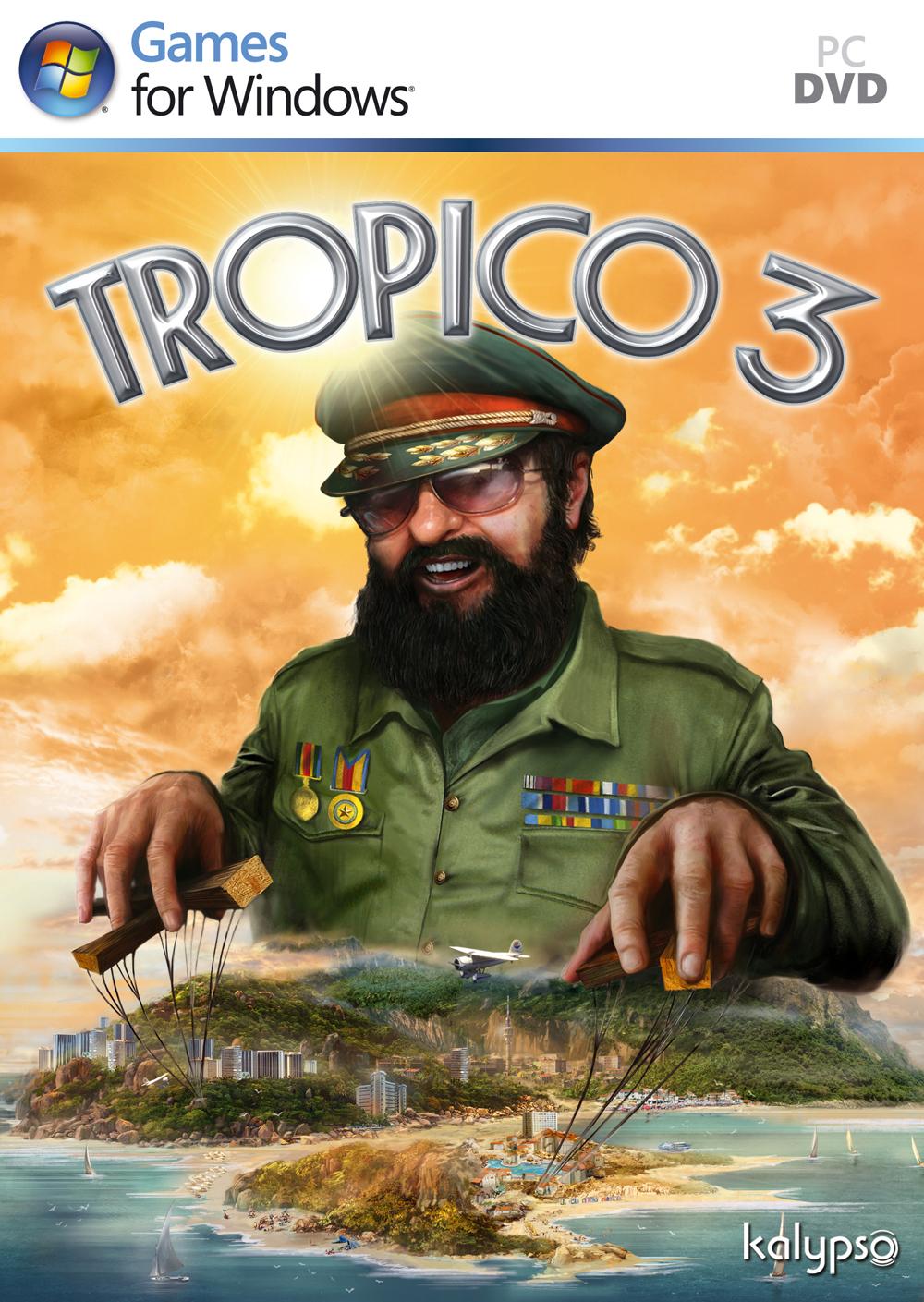 Gratis game Tropico 3 (Steam)  @ Humble Store