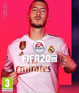 BCC: FIFA 20 (xbox/ps4) voor 10eur.