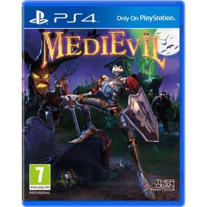 Medievil (PS4) @ BCC