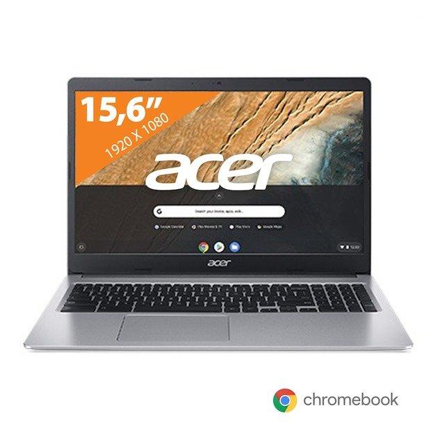 """Acer Chromebook 15"""" / 4GB / 64GB / Intel Celeron 1,1 - 2,8 GHz voor €239,20 @ Expert"""