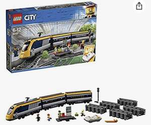 LEGO 60197 City Trains Passagierstrein set