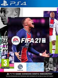 Fifa21 PS4 GAME