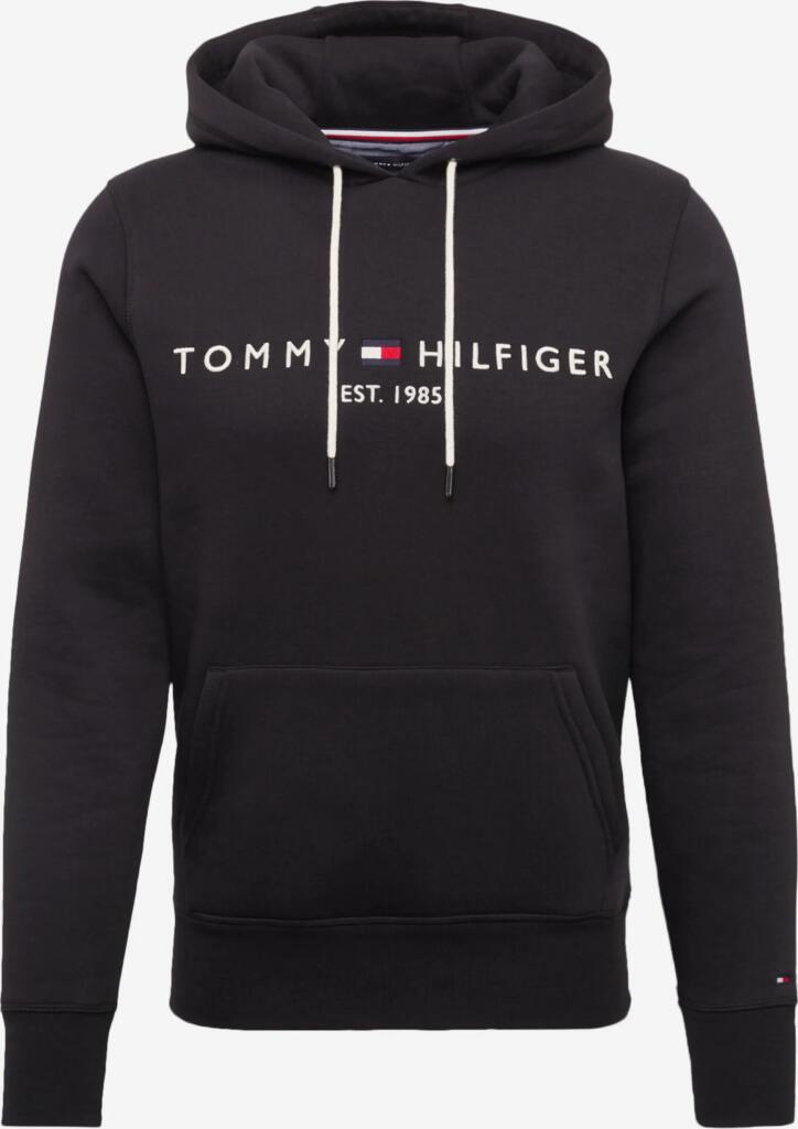 Tommy Hilfiger Tommy Logo Hoody zwart