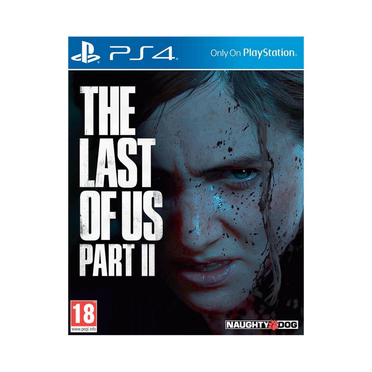 PS4: Last of Us II - Carrefour België