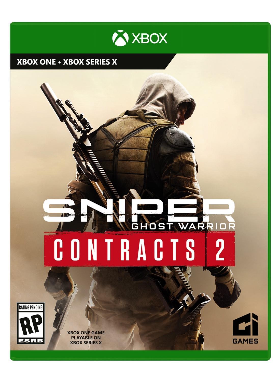 [Pre-order] Sniper Ghost Warrior Contracts 2 [Xbox X|S, PS4, PC]