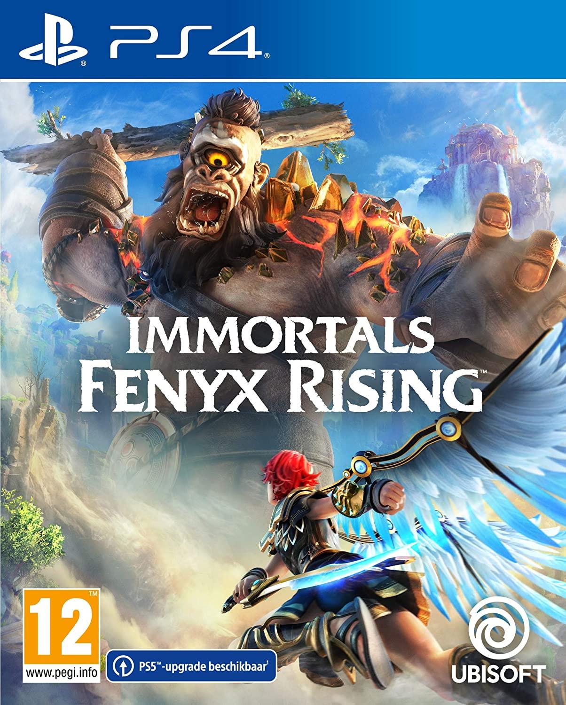 Immortals Fenyx Rising - Standard Edition - PS4 (PS5 en Xbox series X editie voor 32.95)