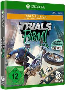 Trials Rising Gold Edition XBOX one @amazon.nl