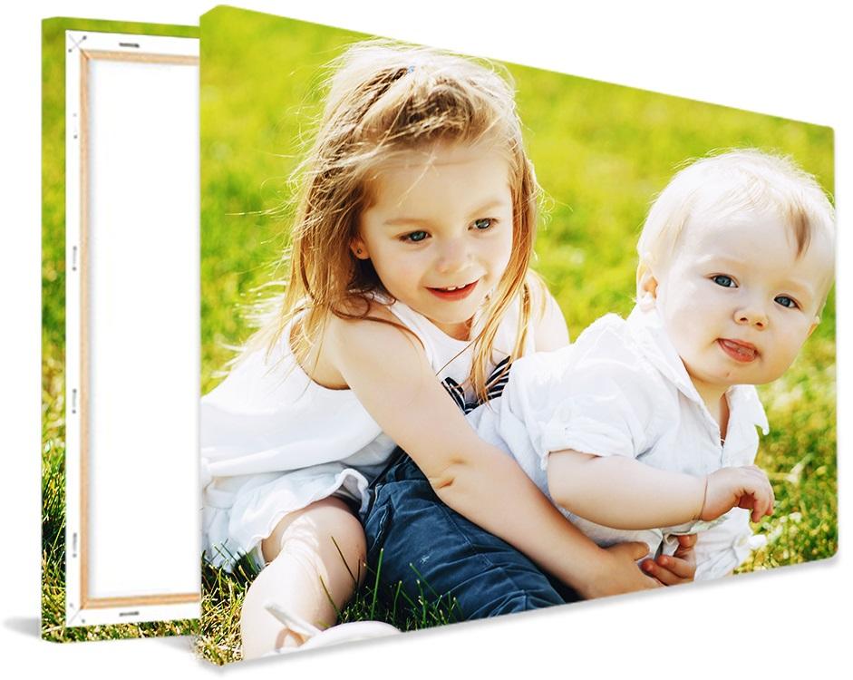 Foto op canvas 60x40 of 50x50 voor € 9,95 incl.verzendkosten @ Fotoproducten.nl