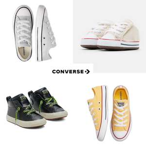 SALE 25% EXTRA korting [kids] @ Converse