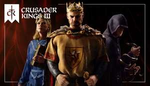 Crusader Kings III Steam key voor €17,09 met code @ Eneba