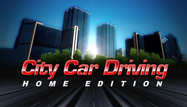 [STEAM/PC] City Car Driving @ STEAM