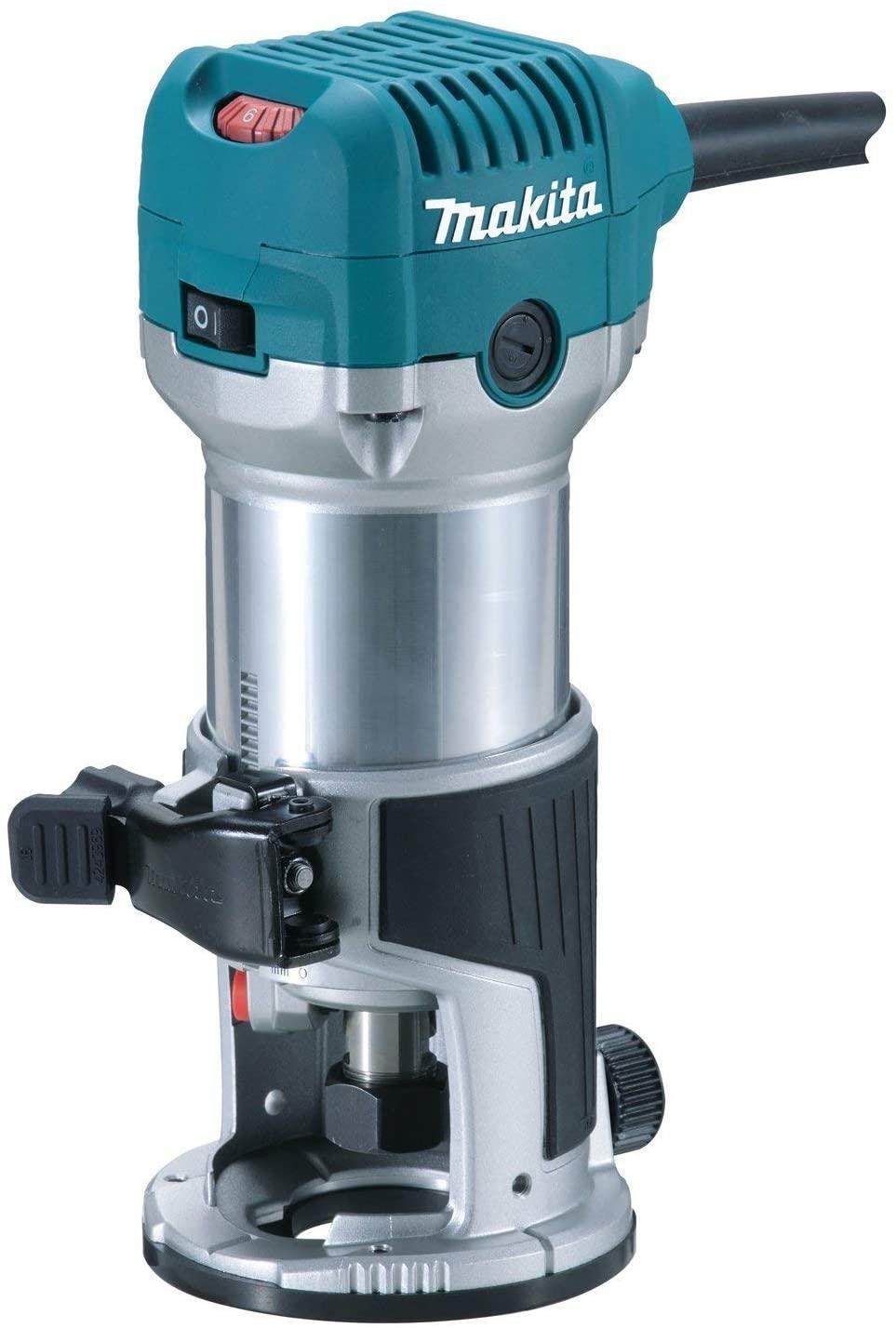 Makita RT0700C kantenfrees - 710W - 6mm - 8mm
