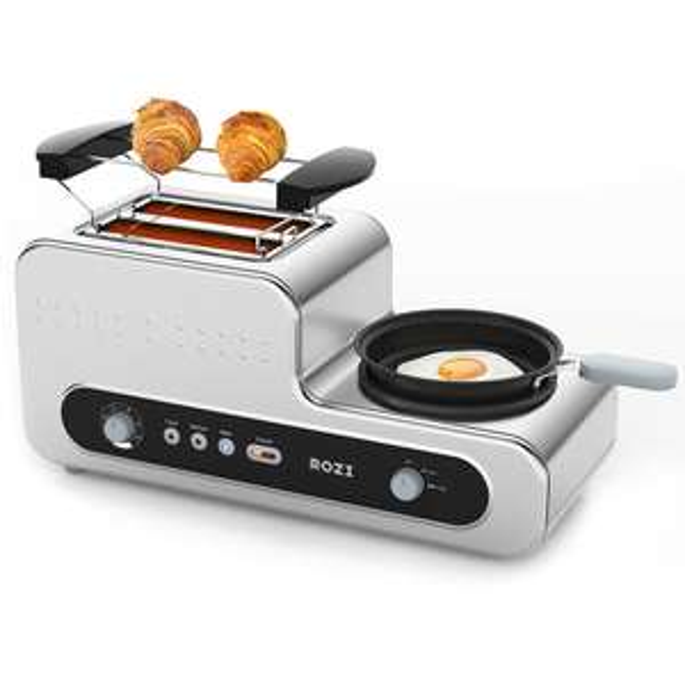 Rozi DSL-A02 5-in-1 multifunctionele ontbijtmachine @ Gshopper