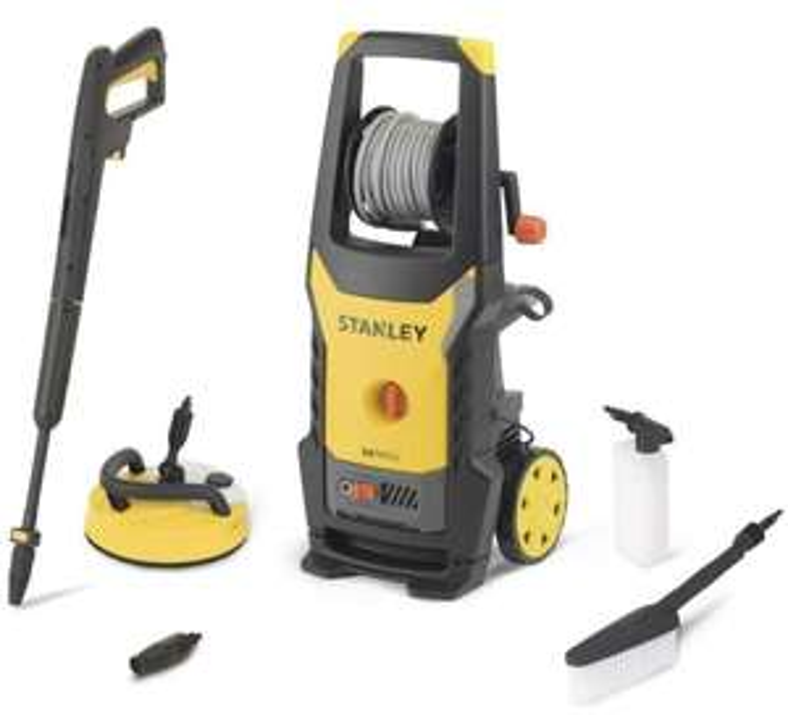 Stanley Hogedrukreiniger Luxe 2200 W, Geel