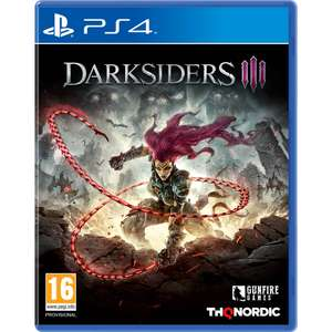 Darksiders 3 - PS4 @ Intertoys (Click & Collect)