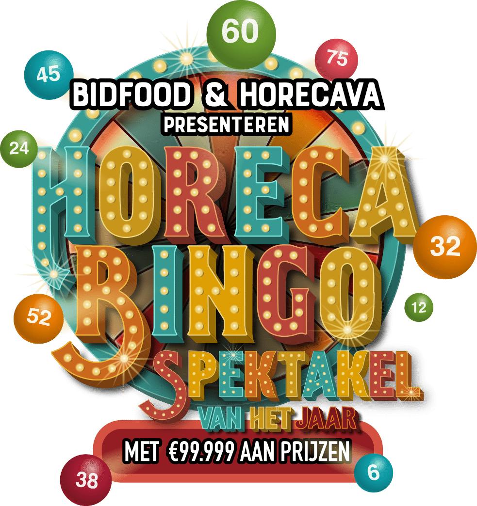 Horeca Bingo Spektakel van het jaar voor horeca werknemers