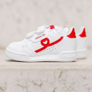 adidas Continental 80 CF kids sneakers @ adidas