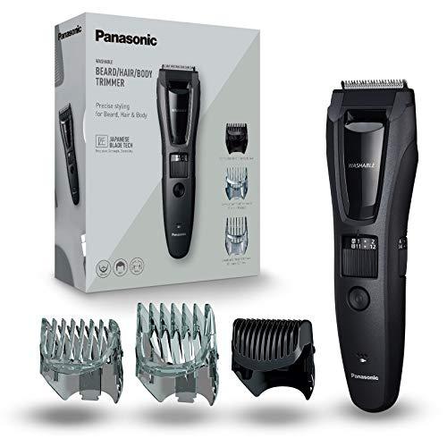 Panasonic ER-GB62 - Scheer-, knip- en trimapparaat (Zwart) @ Amazon.de