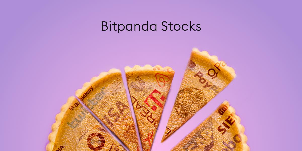 Gratis stock t.w.v. €5 t/m €200 @ Bitpanda