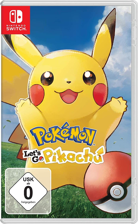 Pokémon Let's GO Pikachu! (Nintendo Switch) @Amazon
