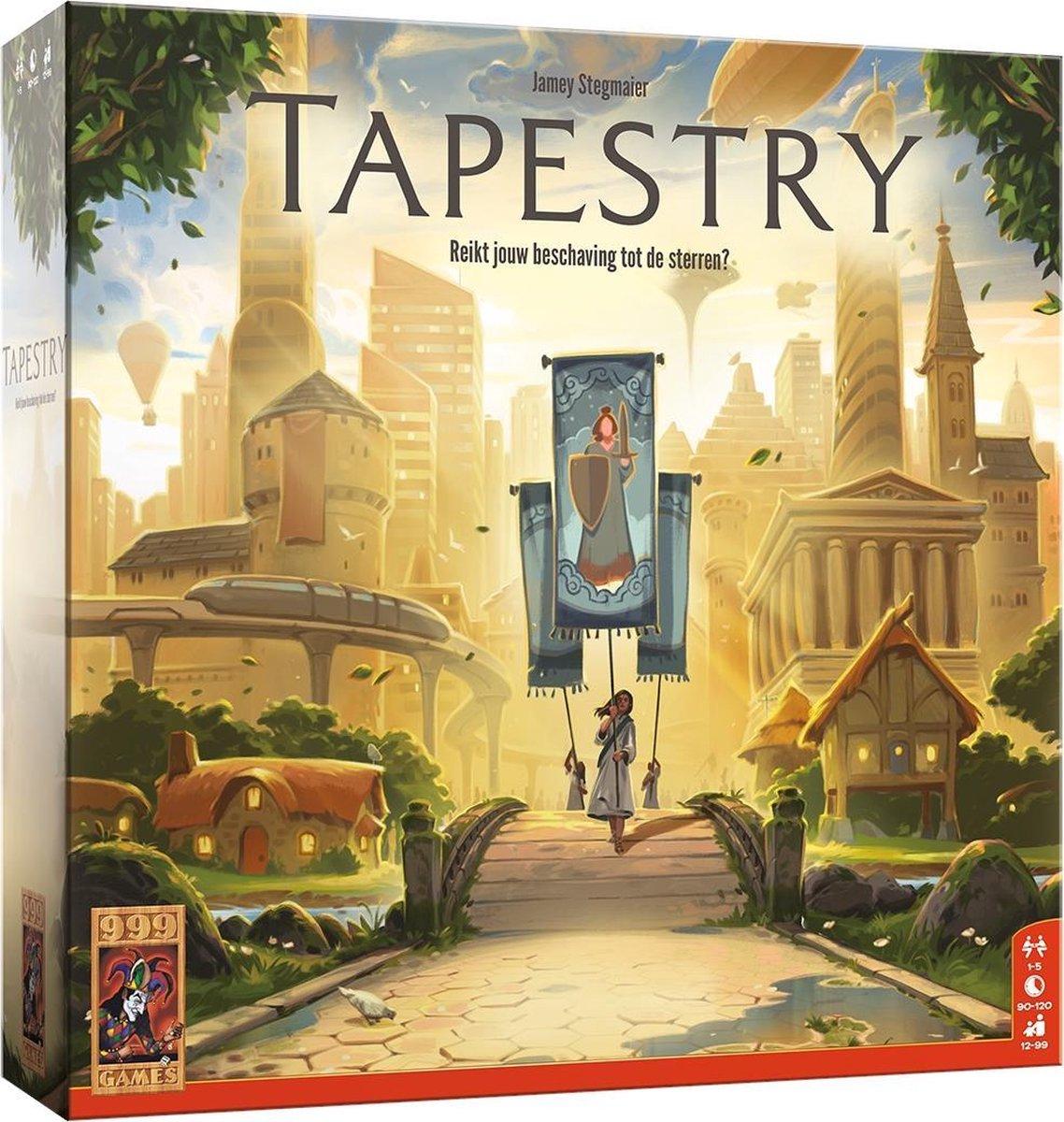 Tapestry (NL) bordspel