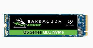 Seagate Barracuda Q5 500GB M.2 NVMe