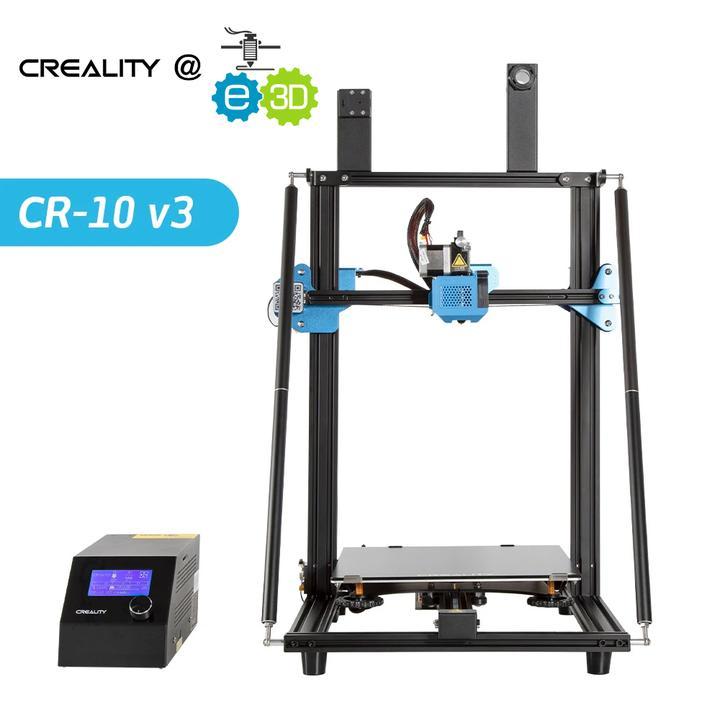 $60 korting op Creality CR-10 v3 (3d printer)