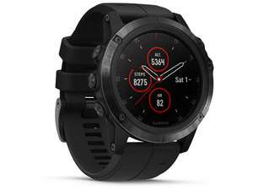 Garmin Fēnix 5X Plus Sapphire Smart Watch @ iBOOD